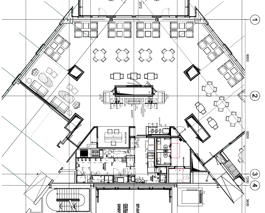 floorplan design for park plaza